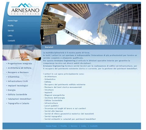 Arnesano Engineering