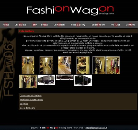 Fashion Wagon