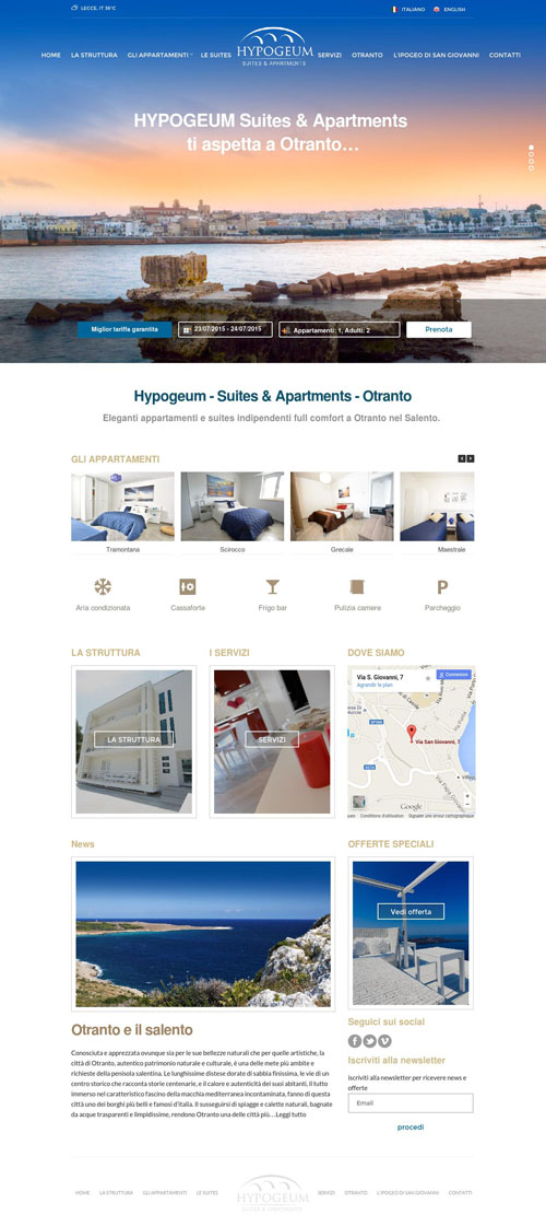 Hypogeum Otranto - suites & apartments