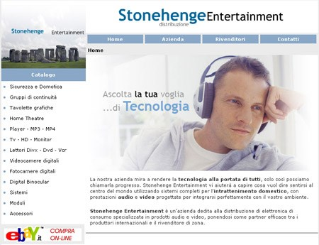 Stonehenge Entertainment